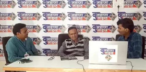 """…म्हणून हिवरा आश्रममध्ये झाले नाही साहित्य संमेलन!; """"महाराष्ट्र अंनिस'चे ज्येष्ठ पदाधिकारी नरेंद्र लांजेवार यांचा गौप्यस्फोट; मलकापूरच्या आश्चर्यस्पद घटनेचेही गूढ उकलले!!"""